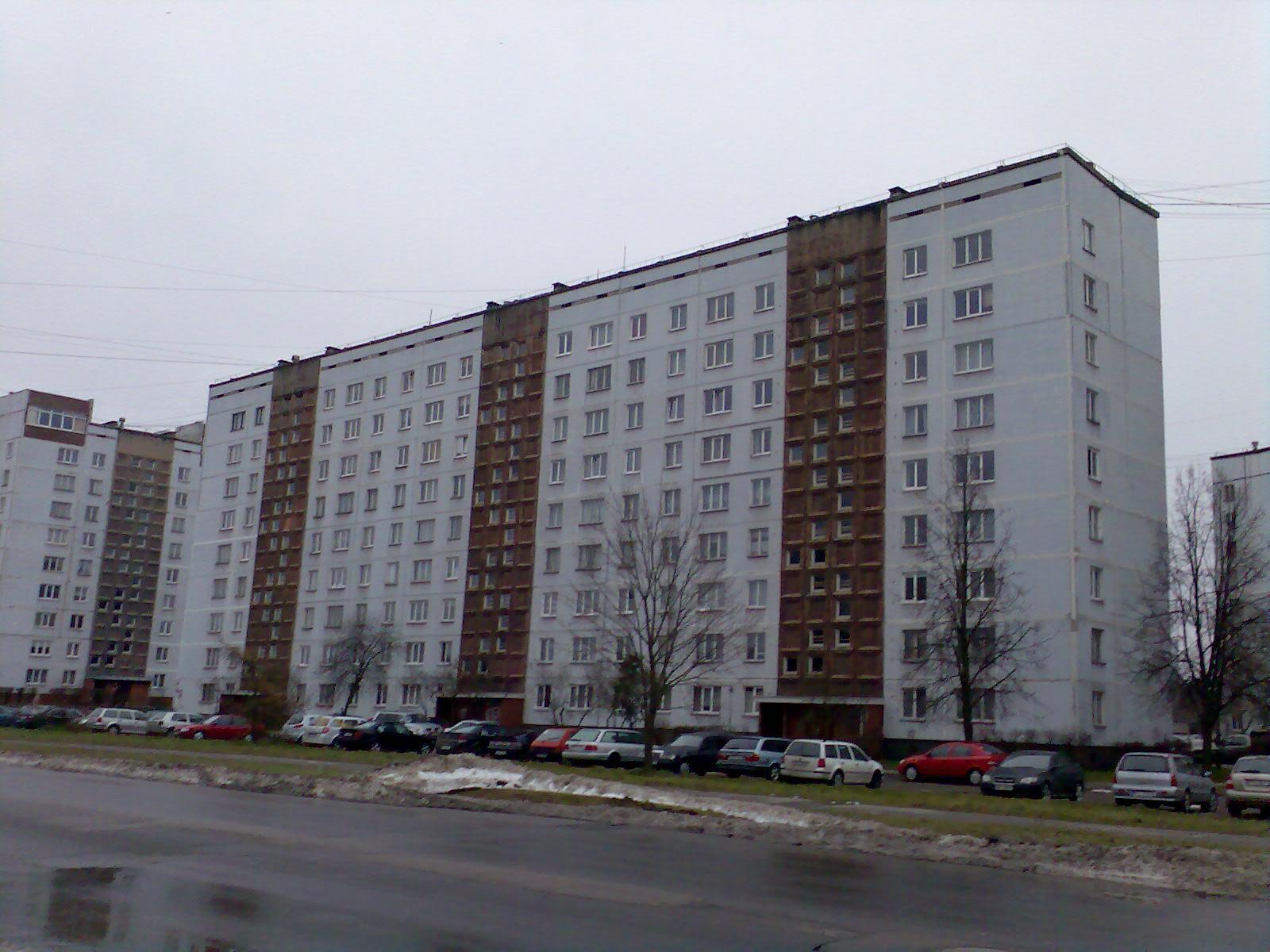 Беседы о Риге / Sarunas par Rīgu > Типовые проекты жилых зданий.